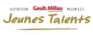Lauréat de la dotation Gault & Millau