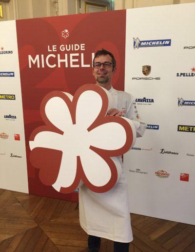 Mickaël Féval - Restaurant étoilé Michelin