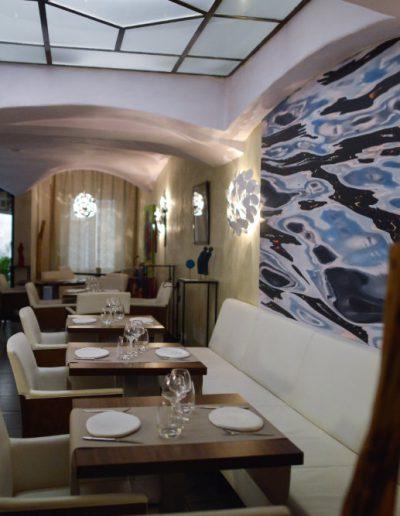 restaurant gastronomique Aix en Provence - Mickaël Féval